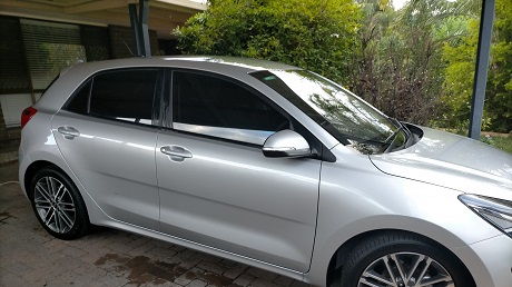 Mobile Window Tinting Brisbane Automotive