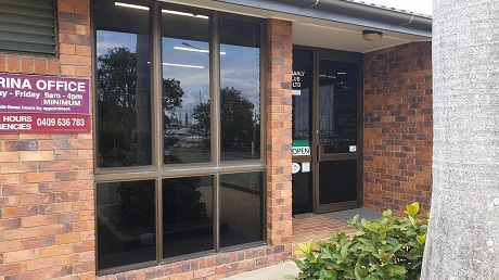 Mobile Window Tinting Brisbane Office